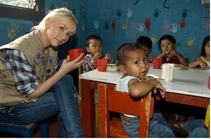 Christina Aguilera en Guatemala