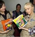 Christina Aguilera viaja a Guatemala