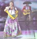 Mara Escalante en Fiesta Mexicana
