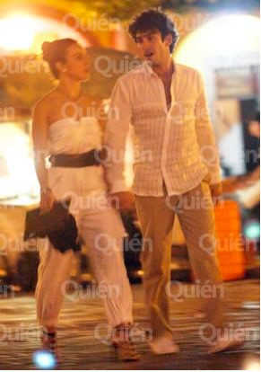Kate del Castillo y Aarón Díaz preparan su boda en San Miguel de Allende