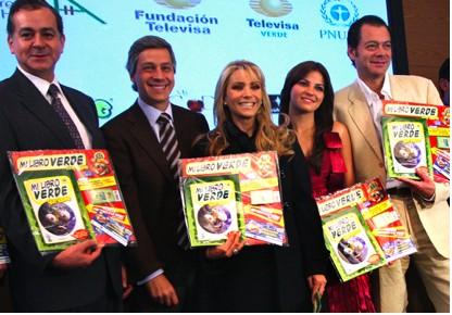 Lanzamiento Mi Libro Verde 2009