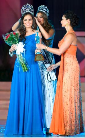 Coronación de Nuestra Belleza México 2009