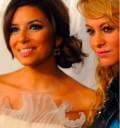 Eva Longoria y Paulina Rubio