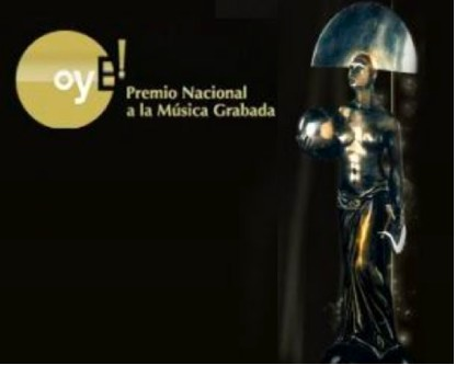 Nominados a Premios Oye!