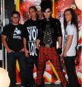 Tokio Hotel en Italia