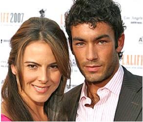 Se casó Kate del Castillo con Aarón Diaz