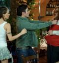 Poncho Herrera pelea por Belinda en Camaleones