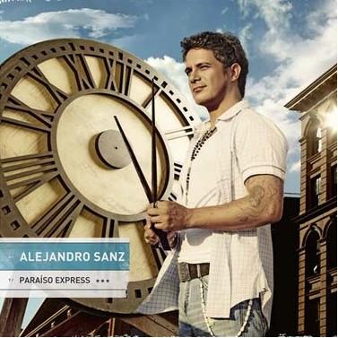 Paraíso Express nuevo disco de Alejandro Sanz