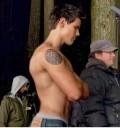 Taylor Lautner en sesion fotografica para New Moon