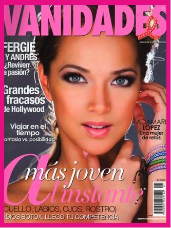 Adamari Lopez en Revista Vanidades