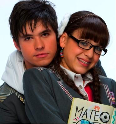 Atrevete a Soñar Patito y Mateo