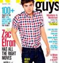 Zac Efron en portada Nylon Guys