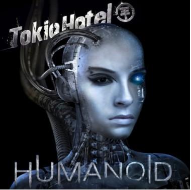 Portada del disco Humanoid de tokio Hotel