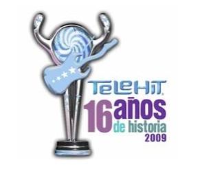Segunda Entrega de Premios Telehit