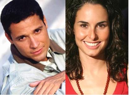 Ana Serradilla y Ricardo Alamo