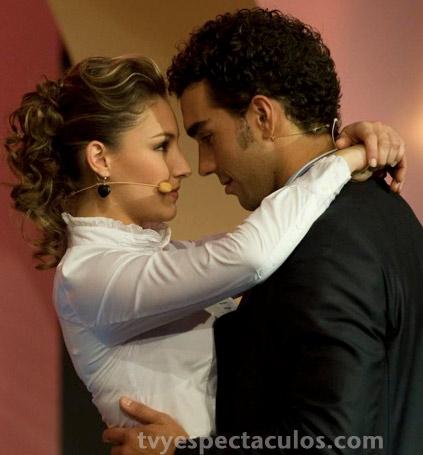 Anahí y Marcus