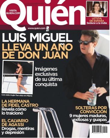Luis Miguel en Quien