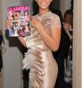 Rihanna Mujer del Año en Glamour