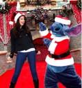 Selena Gomez Festeja ya Navidad