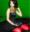 Selena Gomez grabando Naturally