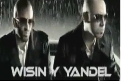 Video Imaginate de Wisin & Yandel