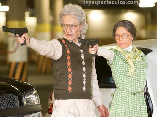 Belinda y Poncho Herrera de Viejos