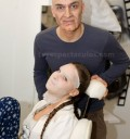 Caracterizacion de Belinda y Poncho Herrera