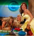 Gloria Trevi despedida de soltera en Show de Cristina