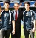 Jonas Brothers al estilo Real Madrid