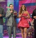 Andrea Legarreta, Jordy Rosado y los Productores de Me Quiero Enamorar