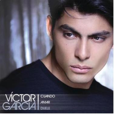 Portada Cuando Amar Duele de Víctor García