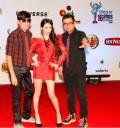 Premios Telehit alfombra roja