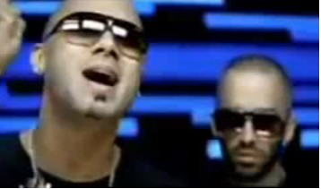 Video Te Siento de Wisin y Yandel