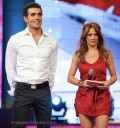 Andrea Legarreta y Marcus en Me Quiero Enamorar