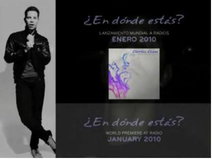 Almas Transparentes disco de Christian Chavez