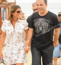 Cristian Castro con Bibiana su novia Argentina