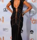 Barrymore en los Goblos de Oro 2010