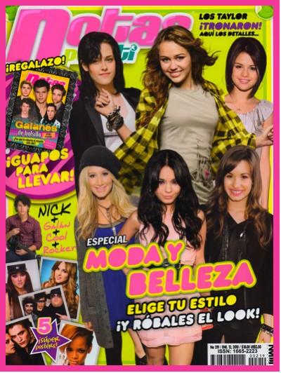 Revista Notas para ti Especial Moda y Belleza