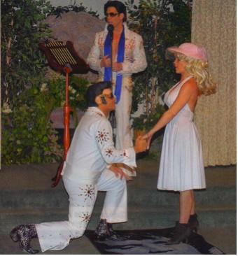 Niurka se casó en Las Vegas con Eduardo Antonio