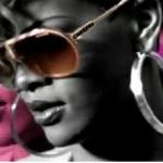 Rihanna en fotografías lésbicas