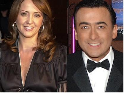 Andrea Legarreta ya no será la conductora de los Premios Tv y Novelas