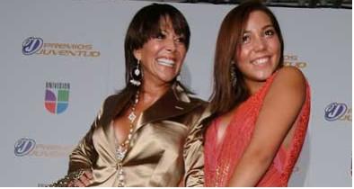 Alejandra Guzmán y Frida Sofia