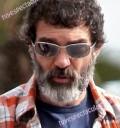 Antonio Banderas con barba