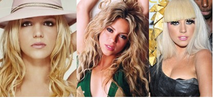 Britney Spears podría grabar con Shakira y Lady Gaga
