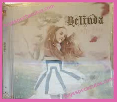 Portada Carpe Diem de Belinda