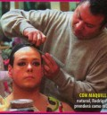 Rodrigo Vidal arreglandose como mujer