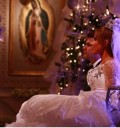 Gloria Trevi en su boda