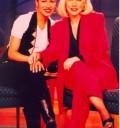 Selena en el Show de Cristina