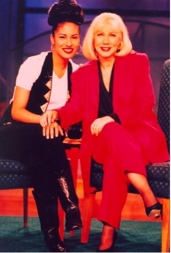 Recordando a Selena en El Show de Cristina