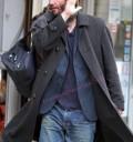 Keanu Reeves se cubre de las cámaras